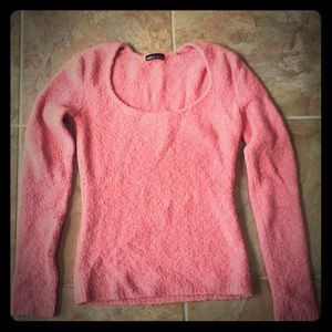 Moda International Small coral sweater
